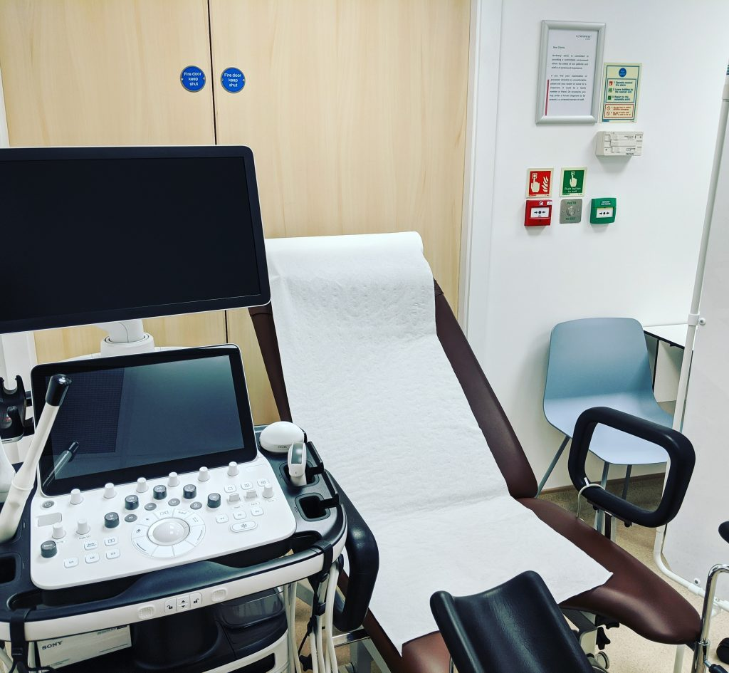 Gynaecology Room London